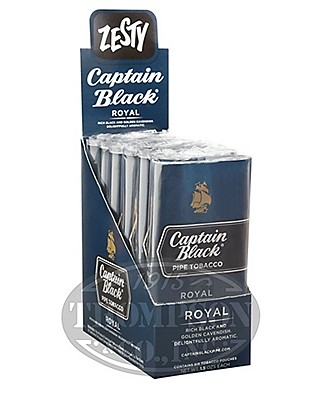 Captain Black Royal Pipe Tobacco Pouch Sweet