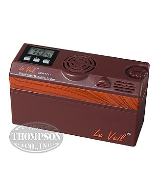 Le Veil Dch-12v1 Digital Cigar Humidifier