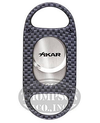 Xikar X8 Cutter With Carbon Fiber Finish