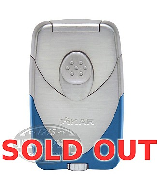 Xikar Enigma Lighter Blue