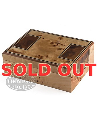 Toulouse 50 Count Humidor