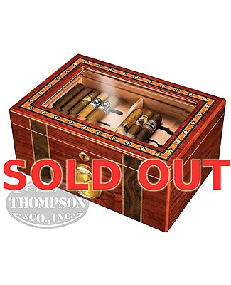 Churchill 125 Count Humidor