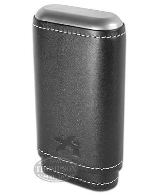Xikar Envoy 3 Cigar Case Black