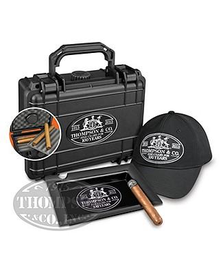 Thompson Cigar 100th Anniversary Accessories Combo