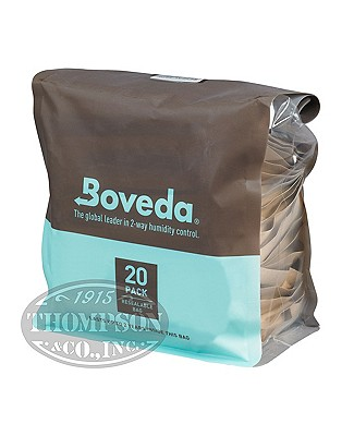 Boveda Humidipak 72% Humidity 20 Pack Brick