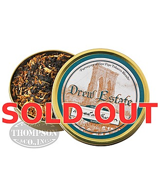 Drew Estate Harvest On The Hudson Pipe Tobacco Single Tin