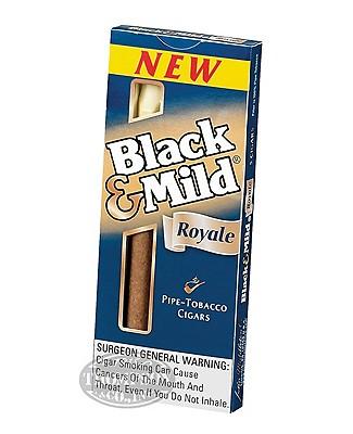 Black & Mild Royal Natural Cigarillo