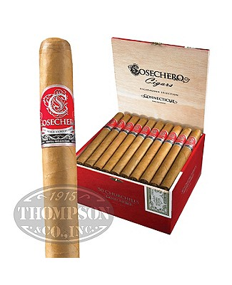 Cosechero Robusto Connecticut
