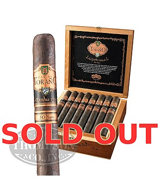 Torano Exodus 1959 50 Years Robusto Brazilian