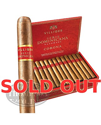 Villiger Serie Dominicana Robusto Natural