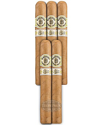 Macanudo Gold Label Robusto Connecticut 5 Pack
