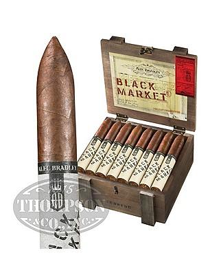Alec Bradley Black Market Torpedo Maduro