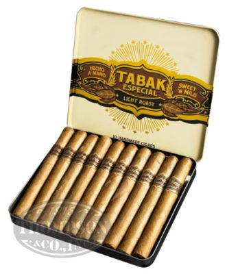 Tabak Especial Cafecita Dulce Coffee Connecticut Cigarillo Single