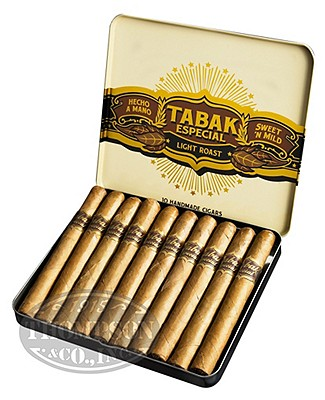 Tabak Especial Cafecita Dulce Coffee Connecticut Cigarillo Single Tin