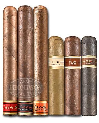 Studio Tobac Super Six Cigar Sampler
