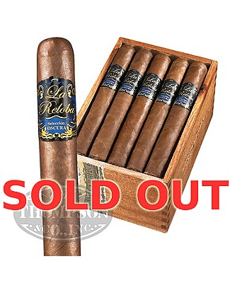 La Reloba Seleccion Corona Oscuro Plus My Father 3pk