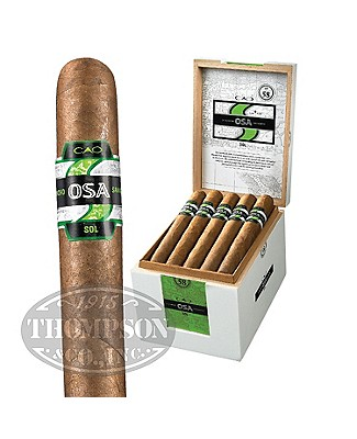 CAO OSA Sol Lot 50 Sun Grown Robusto