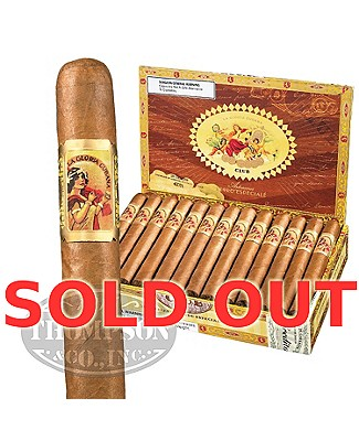 La Gloria Cubana Artesanos Retro Especiale Taino Connecticut Churchill
