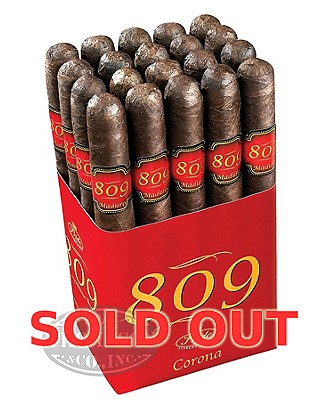 809 Red Label Maduro Churchill