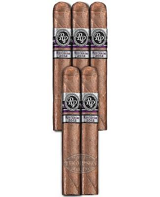 Rocky Patel Winter Collection Toro Maduro 5 Pack