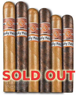 Rocky Patel Autumn Collection Super 6 Sampler