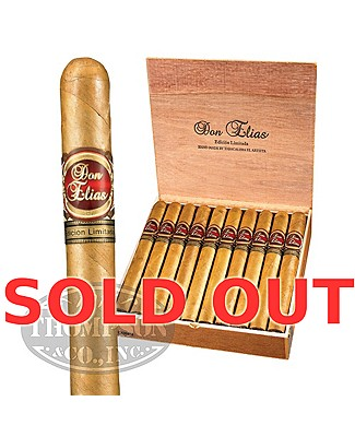 Don Elias Edicion Limitada Churchill Connecticut