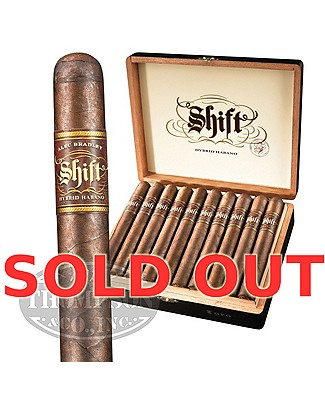 Alec Bradley Shift Habano Churchill Plus Cutter