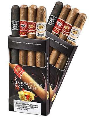 Romeo y Julieta 4 Cigar Sampler 2-Fer