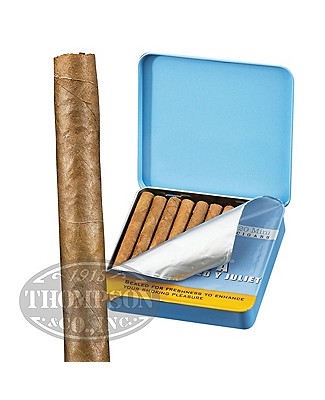 Romeo y Julieta Minis Mild Natural Mini Cigarillo