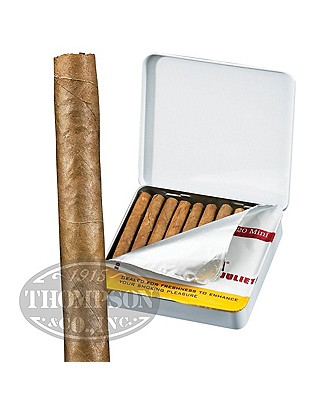 Romeo y Julieta Minis Original 2-Fer Natural Cigarillo