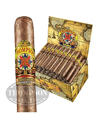 Thompson Explorer Gordo Toro Habano Gordo