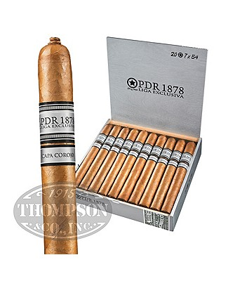 PDR 1878 Liga Exclusiva Churchill Corojo