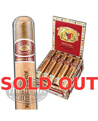 Romeo Y Julieta Reserve Real Casino III Connecticut Robusto