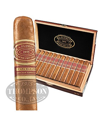 A Flores 1975 Serie Privada Sp52 Habano Robusto