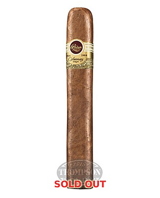 Padron 1964 Aniversario Serie #4 Natural Gordo Single
