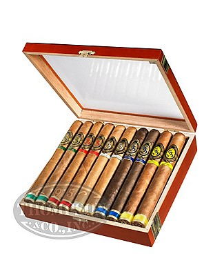 Victor Sinclair 55 Series 20 Cigar Sampler Churchill