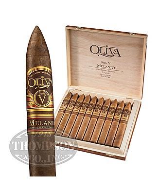 Oliva Serie V Melanio Gran Reserva Limitada Flat Pressed Sumatra Torpedo
