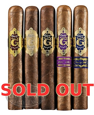 Graycliff Assortment Sampler Robusto