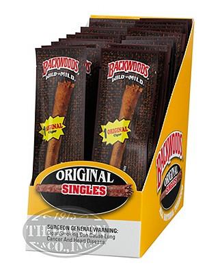 Backwoods Singles Regular Natural Cigarillo