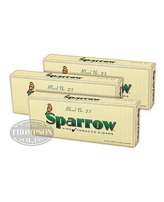Sparrow Blend #23 Pipe Tobacco Natural Filtered Menthol 3-Fer