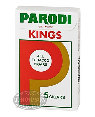 Parodi Kings Natural Cigarillo