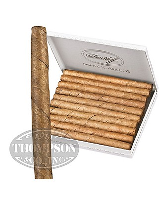 Davidoff Small Cigars Mini Cigarillo Sumatra