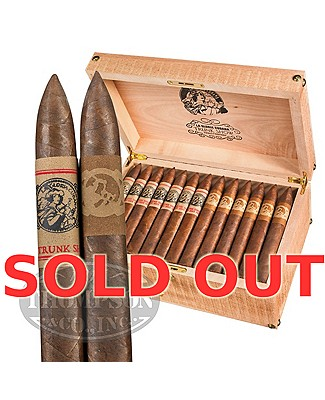 La Gloria Cubana Trunk Show Connecticut Fat Churchill