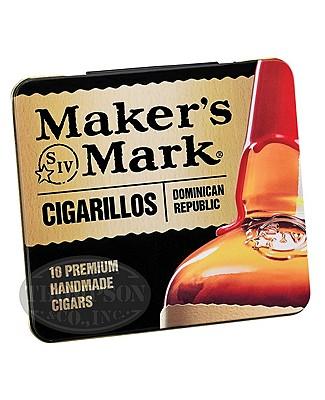 Makers Mark Cigarillos Sumatra Cigarillo Infused