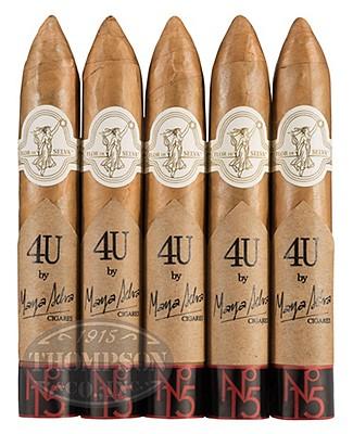 Maya Selva Cigars Flor De Selva No. Fifteen Connecticut Belicoso