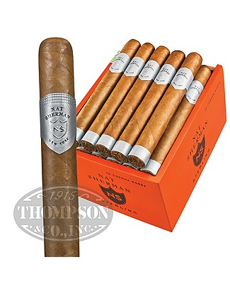 Nat Sherman Sterling Collection Marevas Connecticut Corona