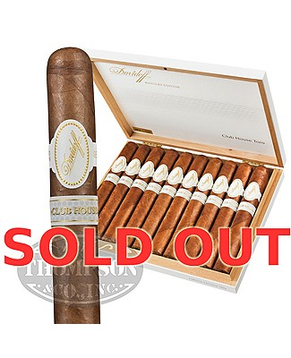Davidoff Master Edition Clubhouse Natural Toro