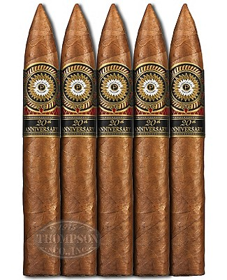 Perdomo 20th Anniversary Torpedo Sun Grown