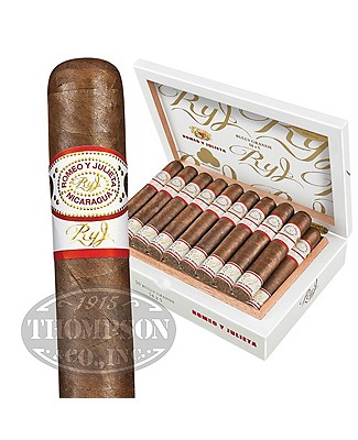 RyJ Bully Grande Corojo By Romeo y Julieta