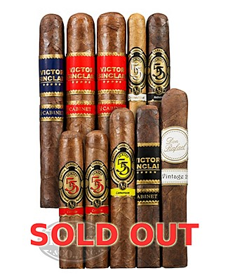 Victor Sinclair 10 Cigar Super Selection III